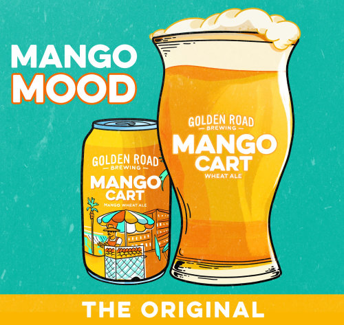 Food & Drink Mango Mood