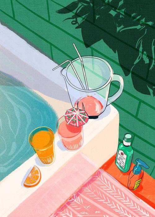 幽默,浴室,鸡尾酒,假期,玛格丽塔酒,橙子,消毒剂,家庭,龙舌兰酒,酒精,明亮