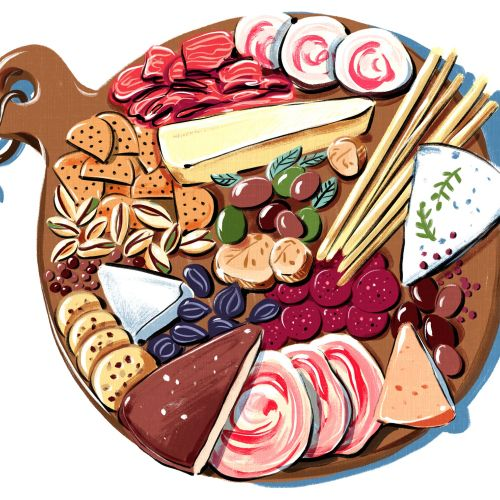 Amber Day Food & Drink Illustrator from USA