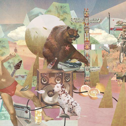 Conceptual artwork for Culprit LA Commissioned
