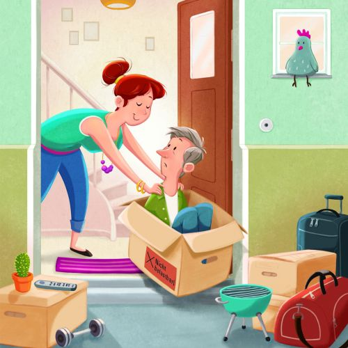 Andreas Besser People Illustrator