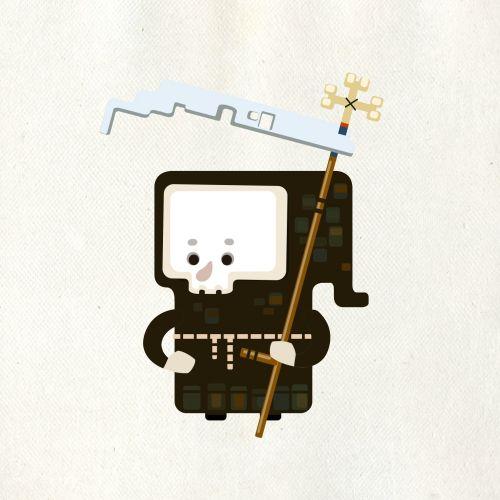 Andreas Besser Desenhos animados e humor