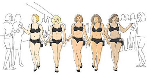 Pasarela Dove Girls
