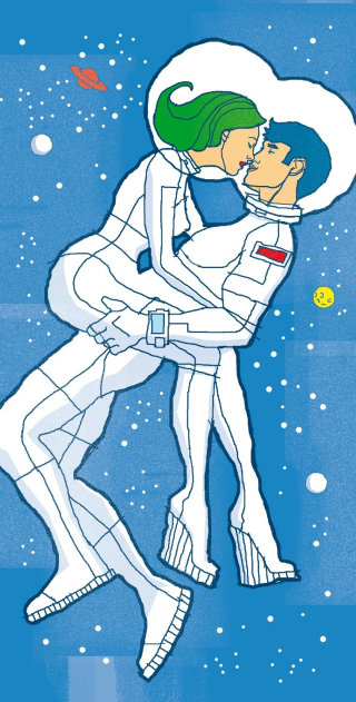 Andreas Schickert illustrator - painting illustration