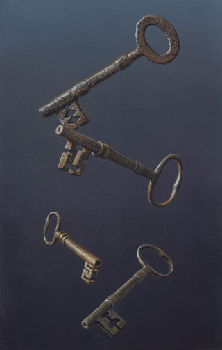 Metal keys illustration by Andrew Hutchinson