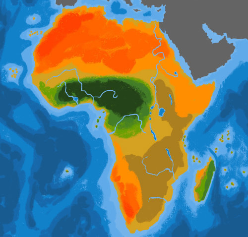 Lonely Planet Digital Maps Africa
