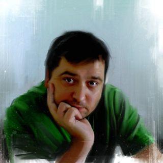 Andriy Vynogradov's Photo - Storyboard illustrator. Germany