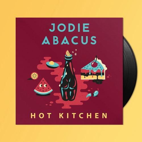 Cozinha Quente Jodie Abacus Gráfica