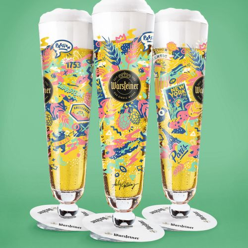 Graphic Worsteiner drink
