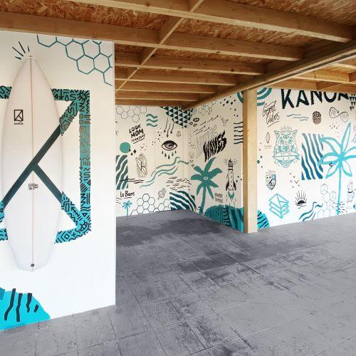 Andy Gellenberg Street Art & Mural