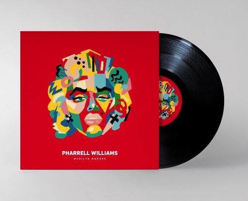 Registro Graphic Pharrel Williams