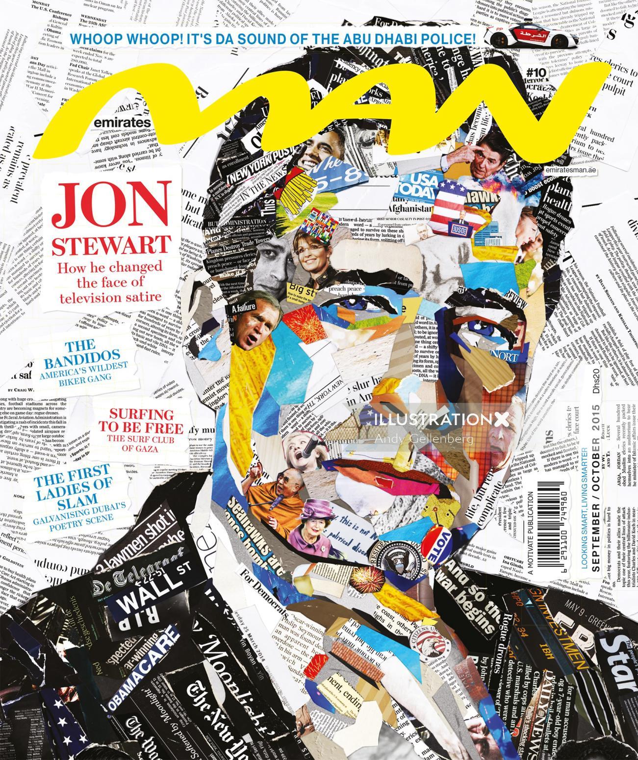 Paper Art Man Magazine
