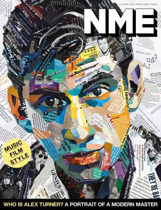 Andy Gellenberg illustration of male portrait