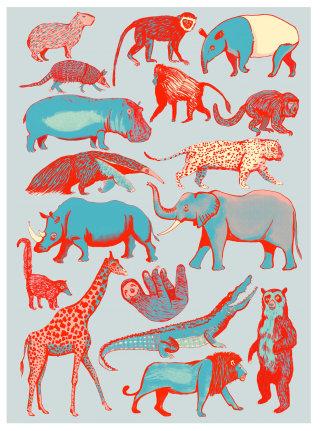 Different type of Animals