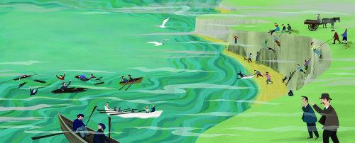 sea, rescue, cliffs, history, drama, boats