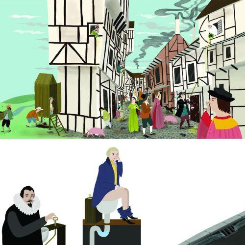 Anne Wilson 国际儿童与生活方式插画家。英国