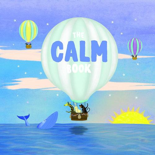 calme, paix, mer, ciel, nuages