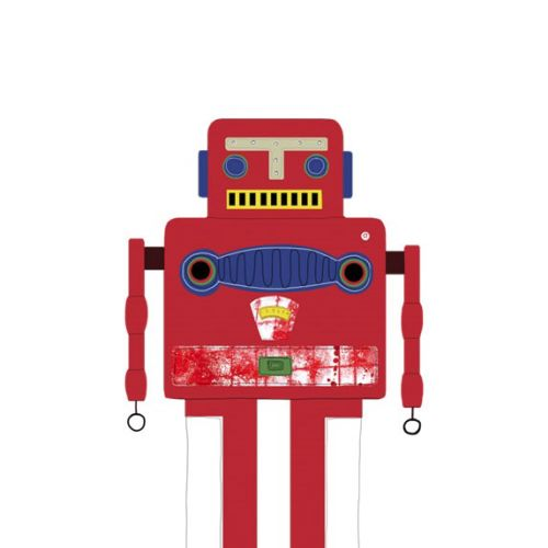 Robot illustration by Anne Wilson