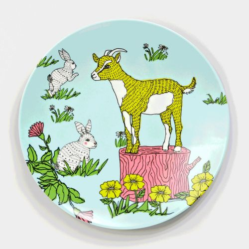 Melamine plates design for Mozi Australia