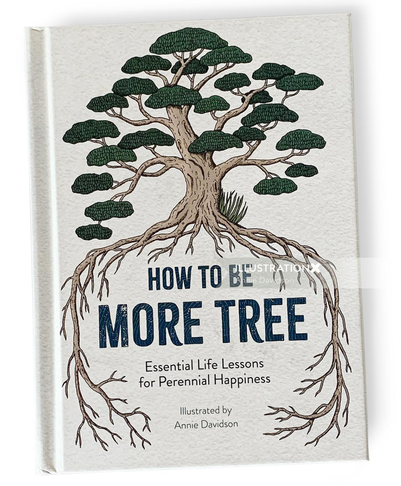 Nature how to be more tree