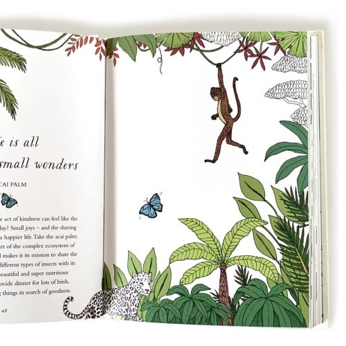 Nature editorial about nature wonders