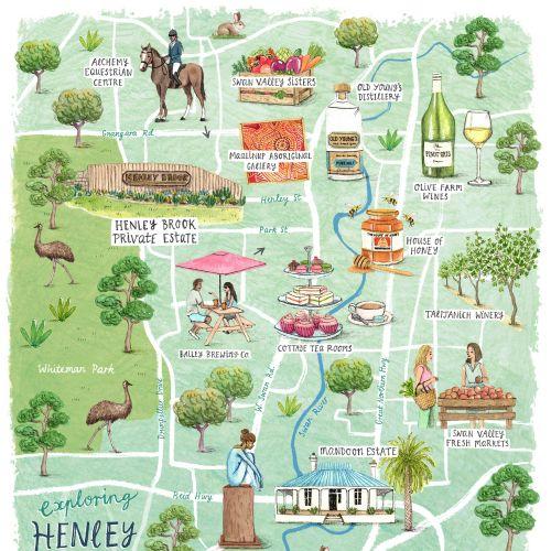 Annie Davidson Maps