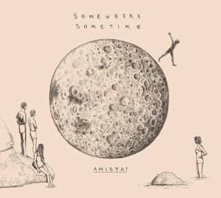 cd cover, moon, swimmers, jump