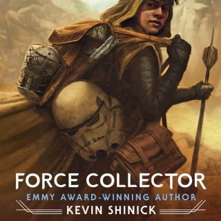 Cover for Force Collector from Disney-Lucasfilm Press