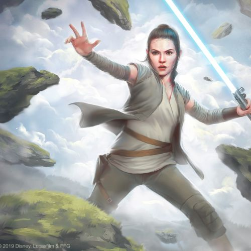 Fantasy Star Wars: Destiny