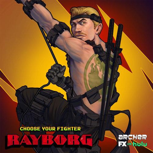 Gaming Rayborg