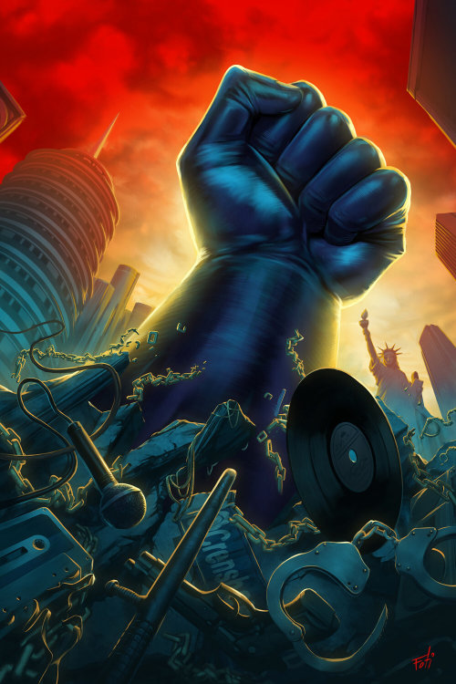 Gaming Iron Fist