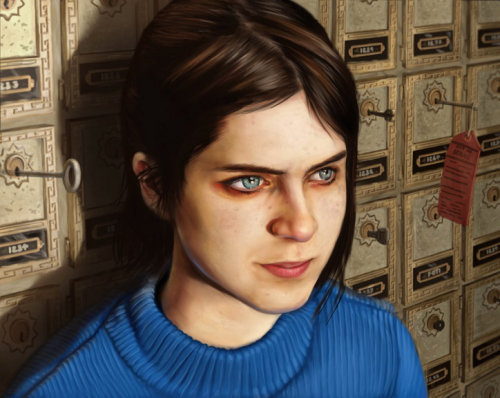 Portrait of Rachel Fannan