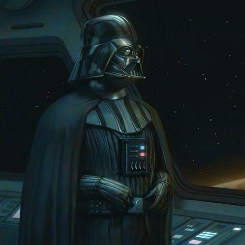 Darth Vader guardian illustration