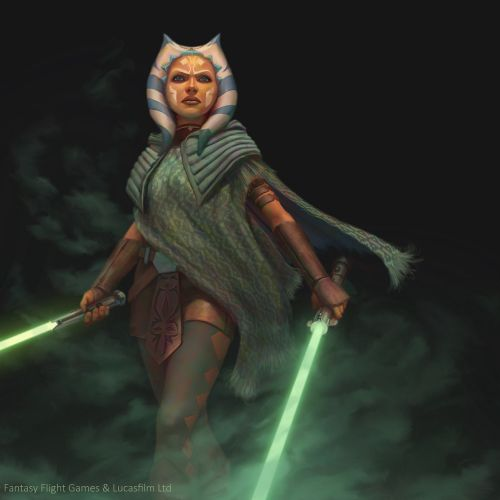 Ahsoka Tano Star Wars character design