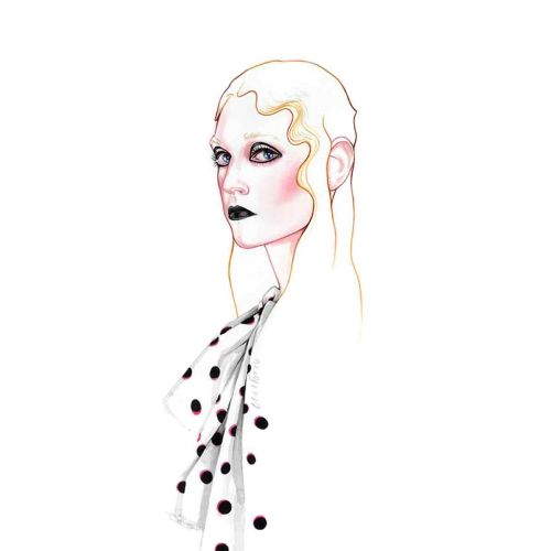 Watercolour Marc Jacobs beauty