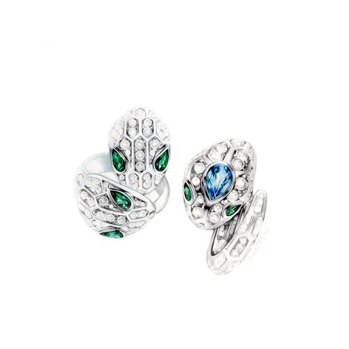 Illustration of diamond rings