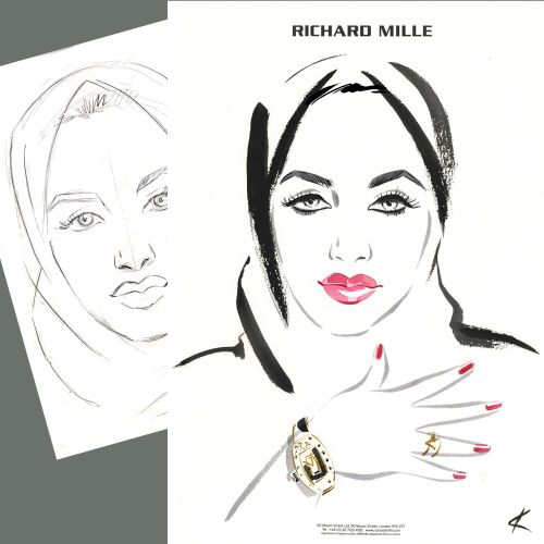 Richard Mille Watches- celebratory live event in Mayfair