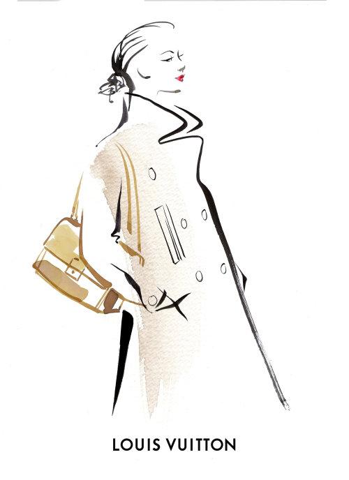 Fashion Louis Vuitton -Oxford Street