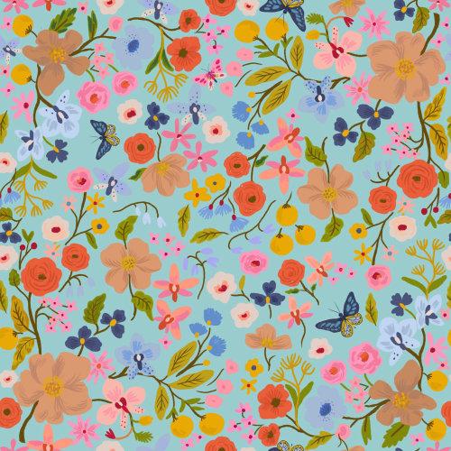 Flores da natureza decorativas