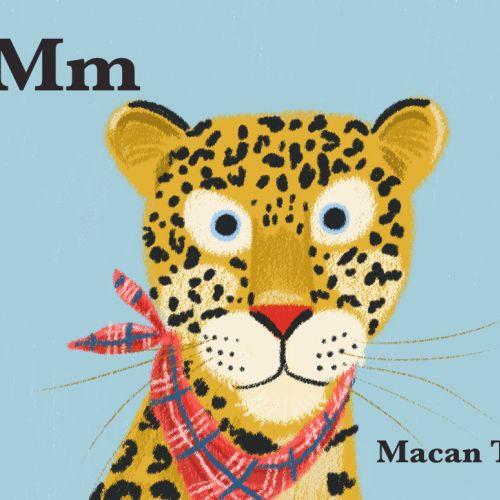 Children Macan Tutul leopard