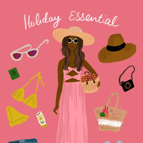 Graphic holiday essentials