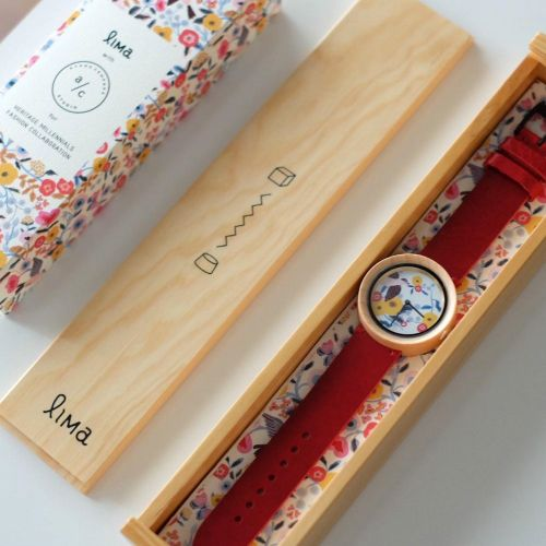 Lima watch box design