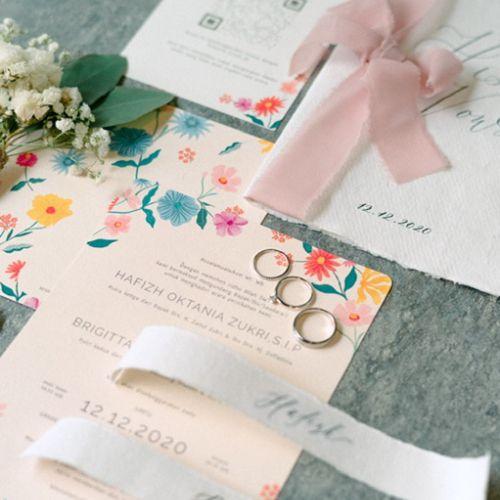 Lettering print design