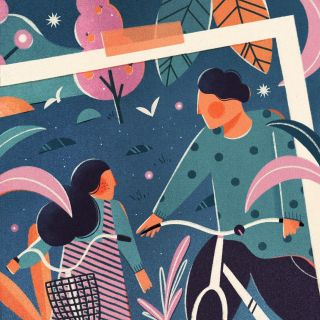 View Barbara Tamilin's illustration portfolio