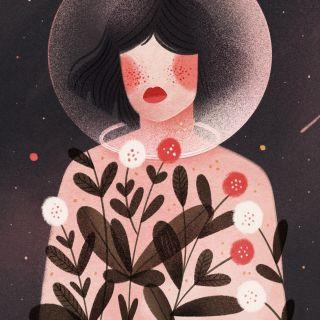 Barbara Tamilin - Bacacheri - Curitiba - Paraná, Brazil based illustrator