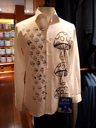 Ascot Chang fashion design by Ben Tallon