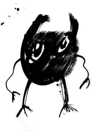 Character design by Ben Tallon