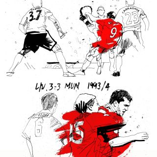 Football Premier League illustration
