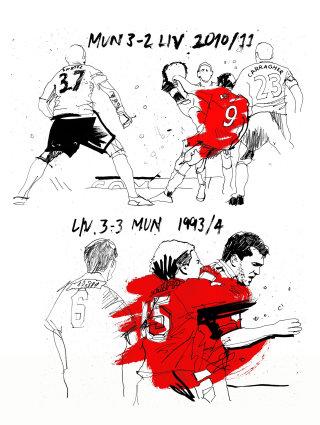 Football Premier League illustration