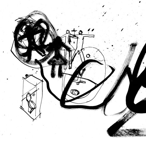 Ben Tallon Mão internacional desenhado, ilustrador orgânico. Londres
